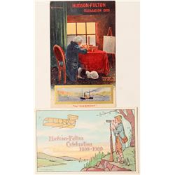 Hudson Fulton Expo Postcards  #103342