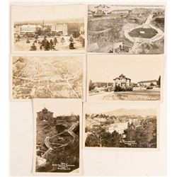 Hot Springs, South Dakota Postcards  #102685