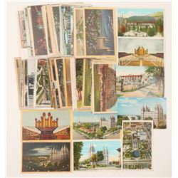 Mormon Related Utah Postcards  #102398