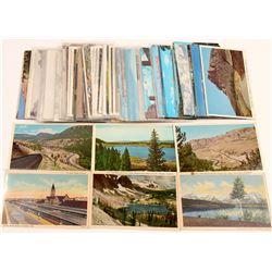 Wyoming Postcards  #105276