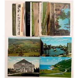 Canada Postcards  #91383