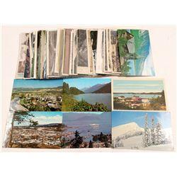 British Columbia Postcards  #91384