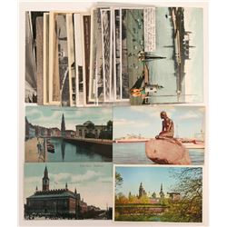 Denmark Postcards  #105212