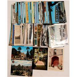 Spain/Portugal/Gibraltar Postcards  #105277