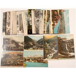 Mountains of France Postcards  #105132