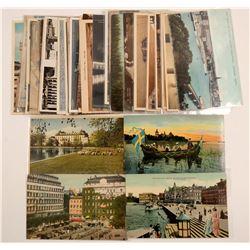 Sweden Postcards  #105143
