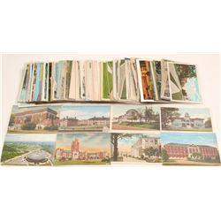 College & University Postcards  #105453