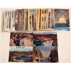 Hoover and Boulder Dam Postcards  #105353