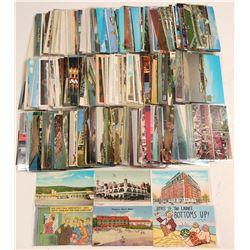 Hotels, Motels Restaurants Post Cards  #91351