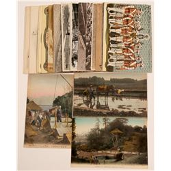 Old Foreign Postcards  #105347