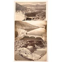 Roosevelt Dam, Arizona Postcards  #105118