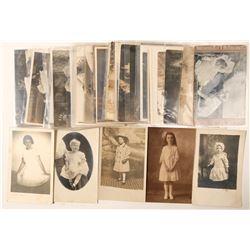 RPC's of Little Girls  #91214