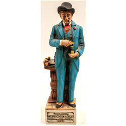 Cyrus Noble Mine Decanter with Contents  #105727