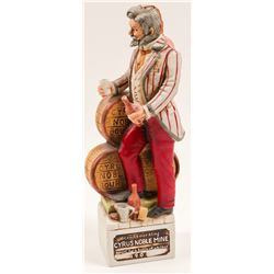 Cyrus Noble Mine Decanter with Contents  #105729
