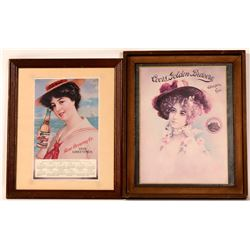 Reno Brewing and Coors Brewery Posters  #110725