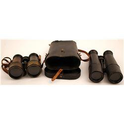 Vintage Field Binoculars  #61528