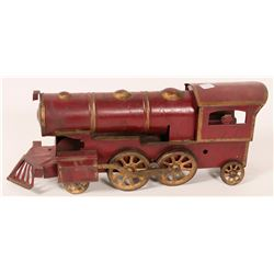 Decorative Toy Metal Train Engine  #109804