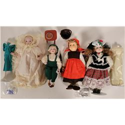 Doll collection by Design Debut, Marian Yu , Edwin Knowles  #109882