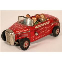 Hot Rod Special Metal Car Toy  #109808