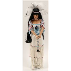 "Doll ""Wedding of Raven Wing"" Contemporary  #106233"