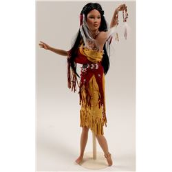 Doll (Native American)  Contemporary  #106234