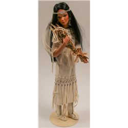 Doll (Native American) Contemporary  #105739
