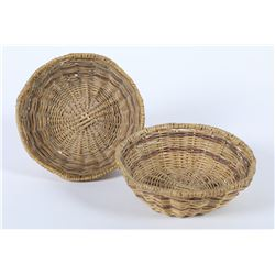 Pomo Baskets (2)  #85904