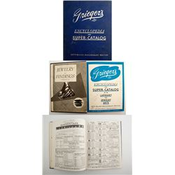 Grieger's Encyclopedia and Super Catalog   #49230