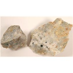 High-Grade Silver Ore, Eureka, Nevada  #103052