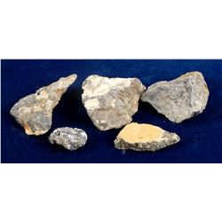 High-grade Ore Specimens from Ophir Hill Mine, Utah  #88620