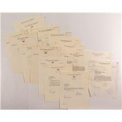 Anaconda Company Letters  #50330