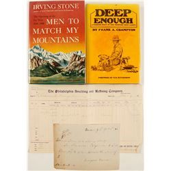 Mining Books and Ephemera  #76516
