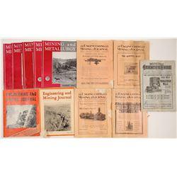 Mining Journals   #105476