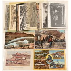 Oil and Mining Postcards  #105441