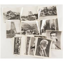 Oregon Vintage Black and White Photos (21 count)  #50332