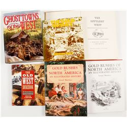 Gold Rush Related Books (6)  #55755