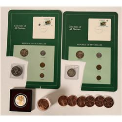 Coins and Copper  #109003