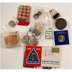 U.S. Coins and Collectibles  #58001