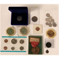 Virgil Hancock Numismatic Collection  #110613