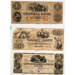 Obsolete Bank Notes  #80637