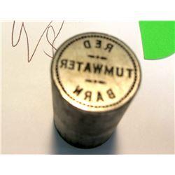 Tumwater, WA Token Die  #85670