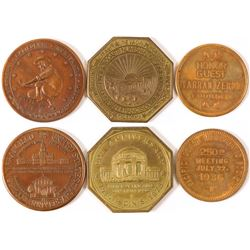 Numismatic Medals  #101683