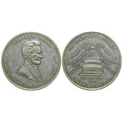 American University Medal  #100344