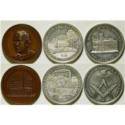 Commemorative Medals  #106521