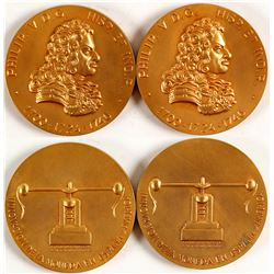 King Phillip Medals  #79142