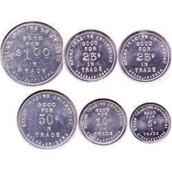 Indian Trader Tokens  #89240