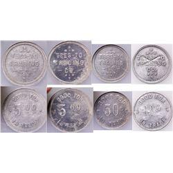 Indian Trader Tokens  #89241