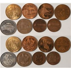 Eight Money Related Tokens  #85449