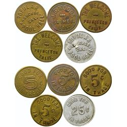 Colusa County Tokens  #101678