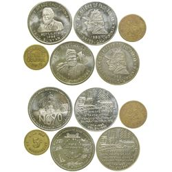 Mendocino & Lake County Tokens  #100398